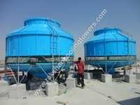FRP Round Cooling Tower