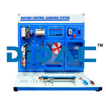 Motion Control Learning System Single Axis