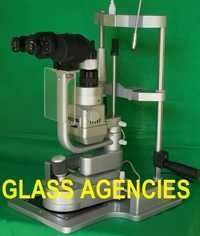 Slit Lamp Zeiss Type Five step With Camera