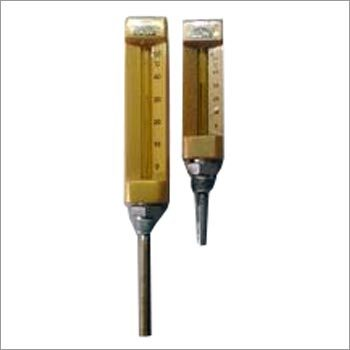 Industrial Glass Thermomete