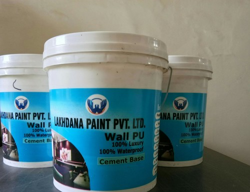 Wall Pu Cement base Waterproofing