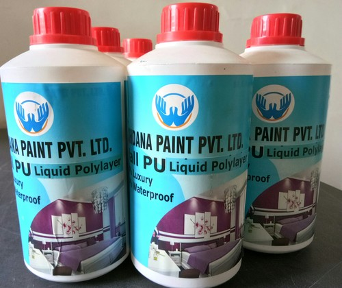 Wall Pu Liquid Poly-Layer waterproofing