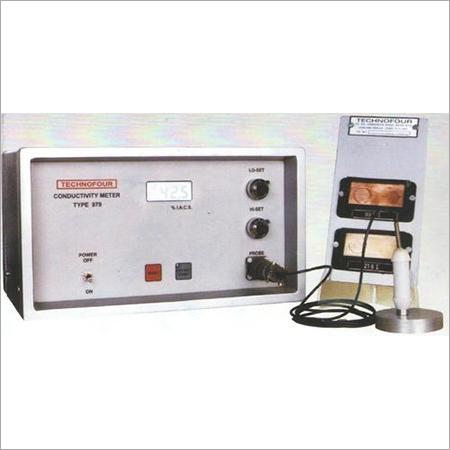 Conductivity Testing Service for Non Ferrous Metals & Alloys