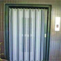 Ms Imperforate Elevator Door