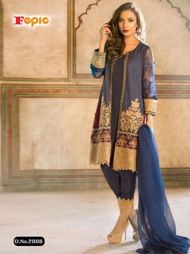 Salwar Kameez Party Wear Designer Suit