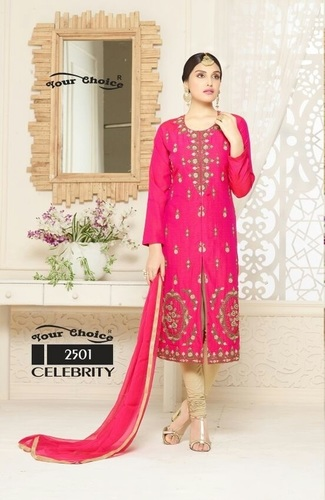 Stylish Designer Party Wear Salwar Kameez Suit