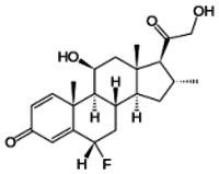 Fluocortolone pivalate