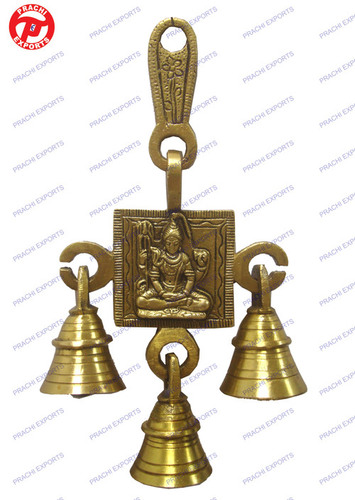 Belt W/Bell Shiva Sitting Design