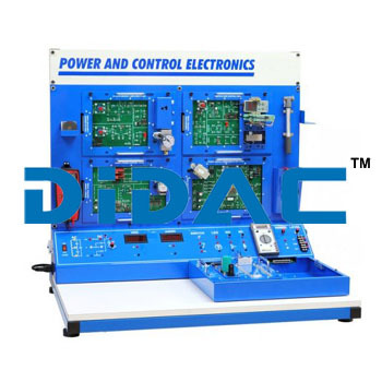 Power And Control Electronics Learning System