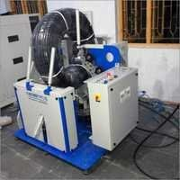 Coil Stretch Wrapping Machine