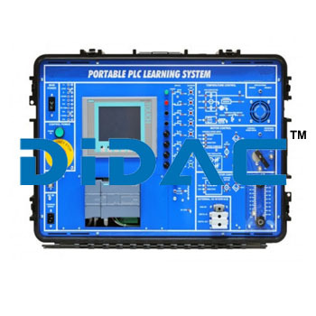 Portable PLC Systems Troubleshooting Learning System