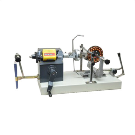 Hand Operating Ceiling Fan Coil Winding Machine