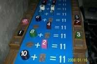 Mathematical Board For Rehabilitation