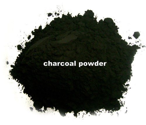 Pulverised Charcoal Powder
