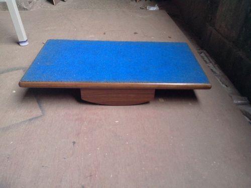 Equilibrium Board for Rehabilitation