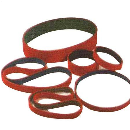 Rubber Coated & Rubber Timing Belts