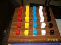 Square Peg Board Used In Occupational Therapy