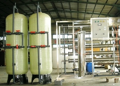 Reverse Osmosis Water System