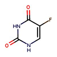 Fluorouracil impurity mixture