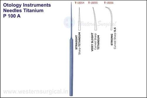 Titanium Needles