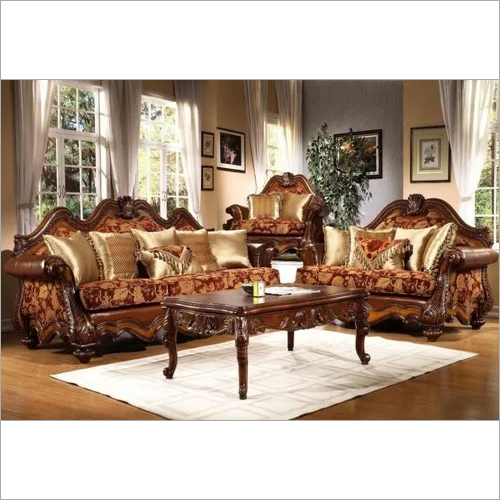 Rosewood Sofa Set