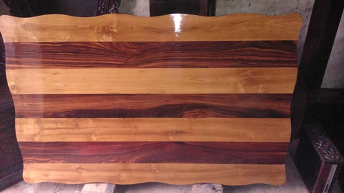 Teak & Rose Wood Dining Table