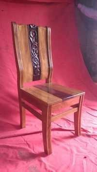 Teak & Rose Wood Dining Chair