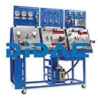 Basic Fluid Power Learning System