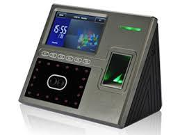 Face Detection Time attendance System