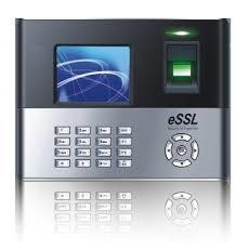 Biometric Time Attendance with RFID Card System wi