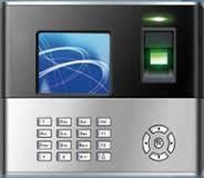 Biometric Time Attendance System With Software wit