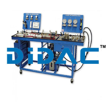 Basic Fluid Power Learning System Single Surface Bench