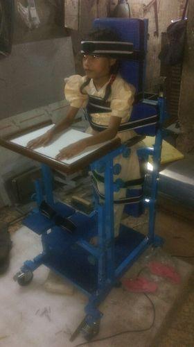 Cp Chair Cum Stand In Frame , Rehabilitation Equipment