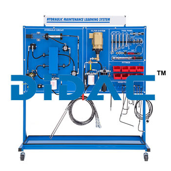 Hydraulic Maintenance Learning System