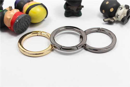 O ring spring ring handbags hardware accessories