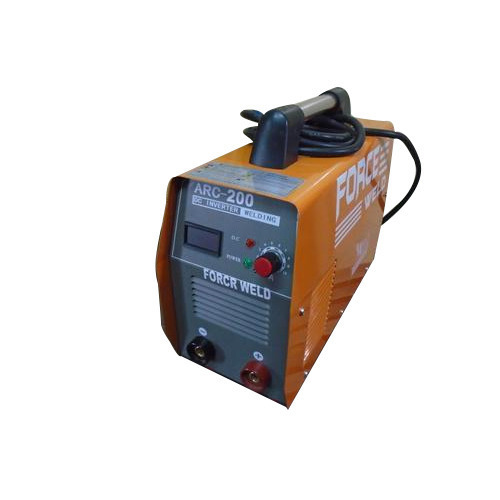 Single Phase Electric Welding Machine
