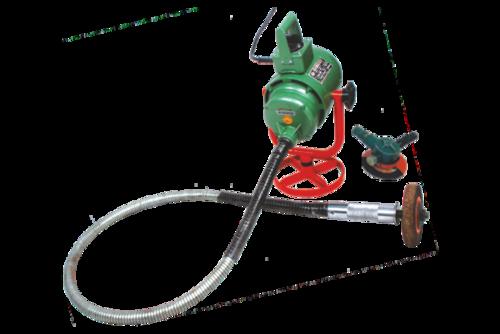 R1 Flexible Shaft Machine