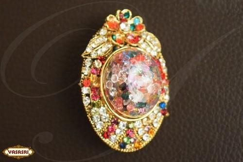 Traditional Saree Pins