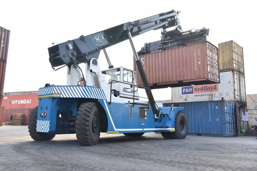 Heavy Container Handler