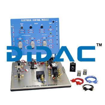 Electro Fluid Power Learning System