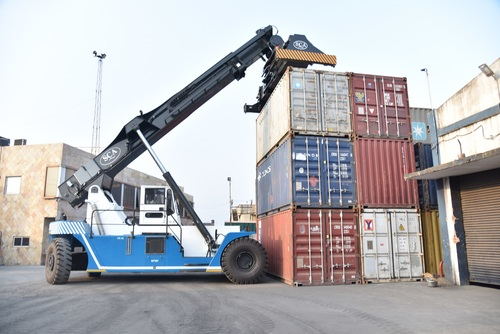 45 tons Loaded Containers Handler