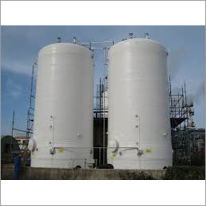 Cylindrical Mild Steel Storage Tanks