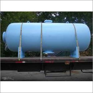 M.S. fabricated tank
