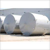Mild Steel Chemical Storage Tank