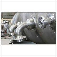 Industrial Fabrication Tanks
