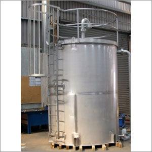 Mild Steel Storage Tanks