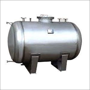 Industrial S.S. Storage Tank