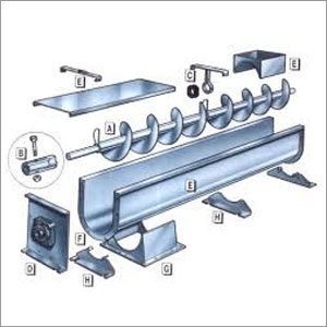Flexible Screw Conveyor