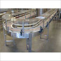 U Type Slat Chain Conveyor