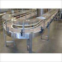 U Type Slat Chain Conveyor